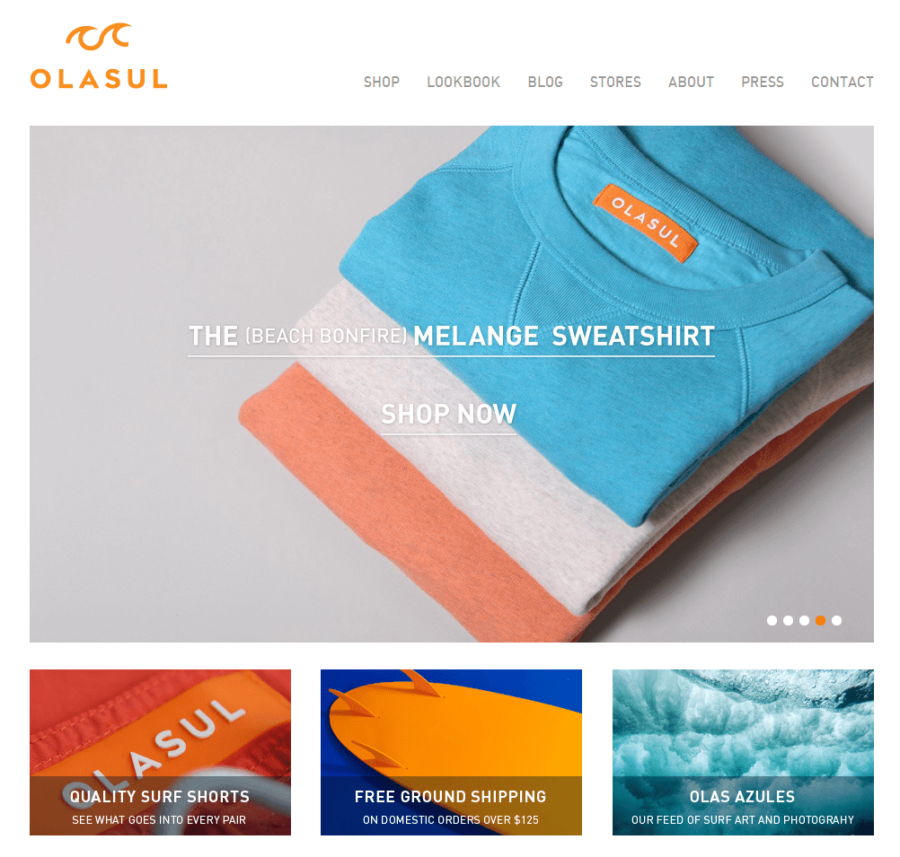 20 Minimal Web Designs For Your Inspiration 52