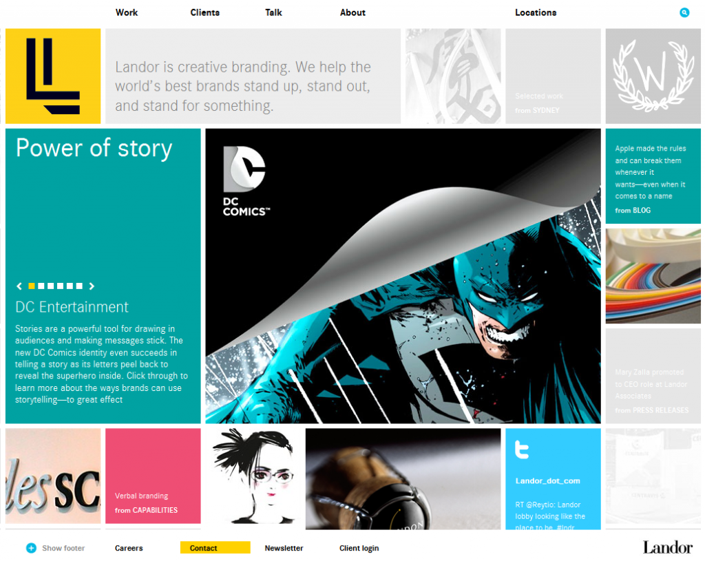 20 Minimal Web Designs For Your Inspiration 53