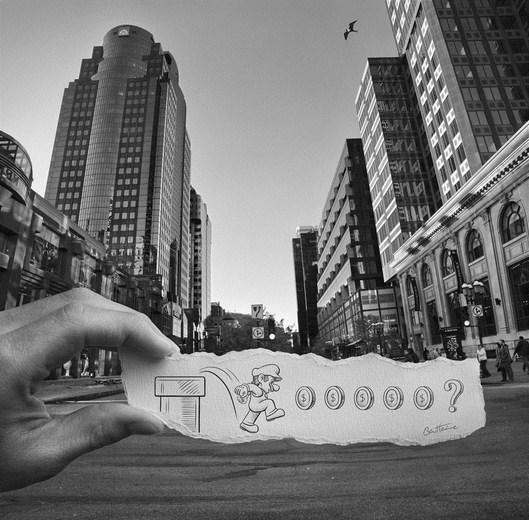 Pencil Vs Camera – Creative Artwork by Ben Heine 52