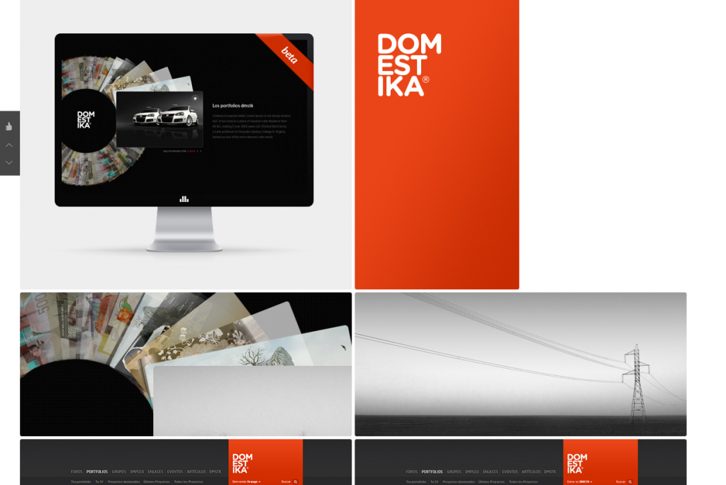 20 Minimal Web Designs For Your Inspiration 37