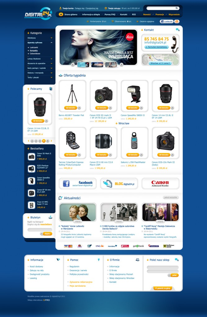25 Creative Ecommerce Web Design Inspiration 57