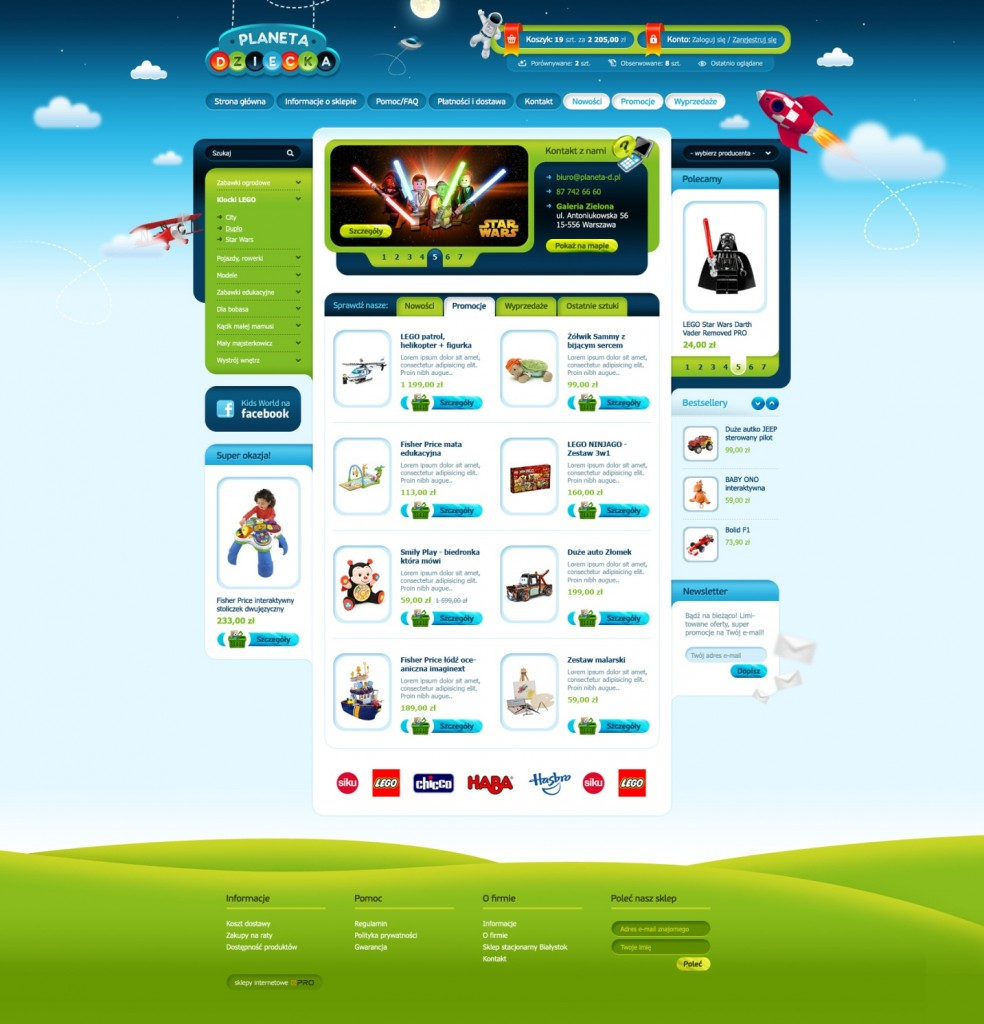 25 Creative Ecommerce Web Design Inspiration 58