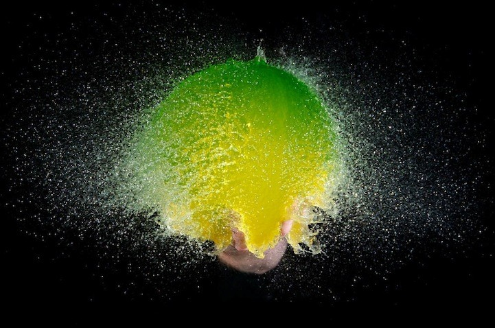 High Speed Photography By Edward Horsford 4