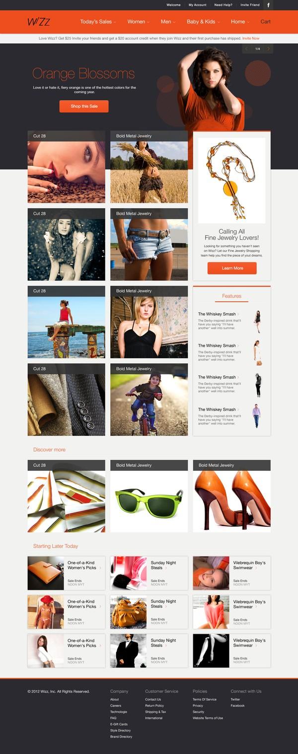25 Creative Ecommerce Web Design Inspiration 38