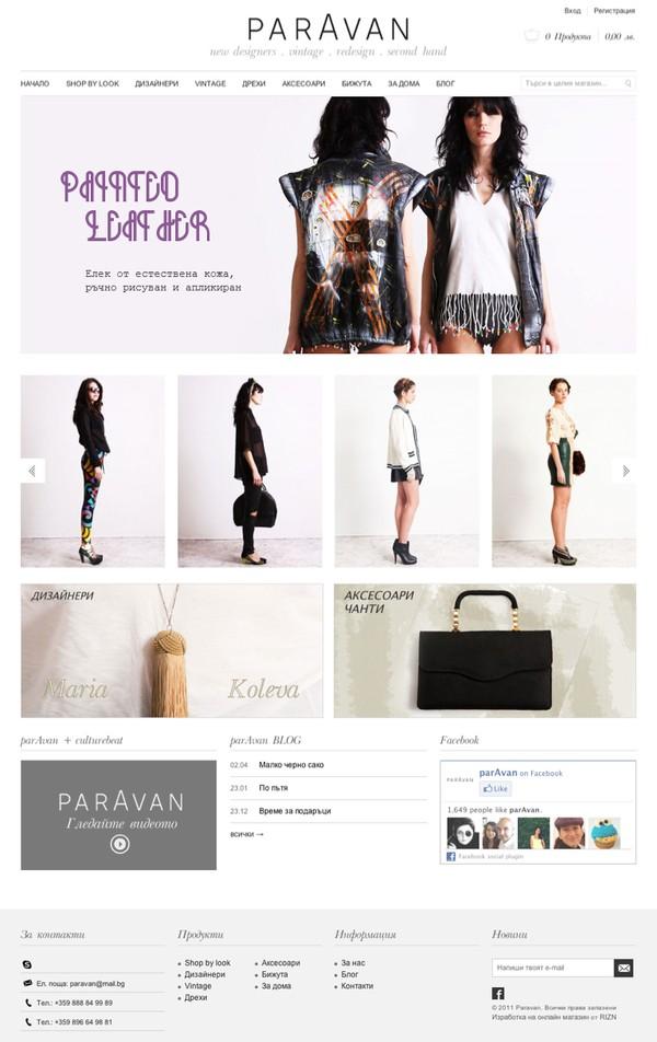 25 Creative Ecommerce Web Design Inspiration 40