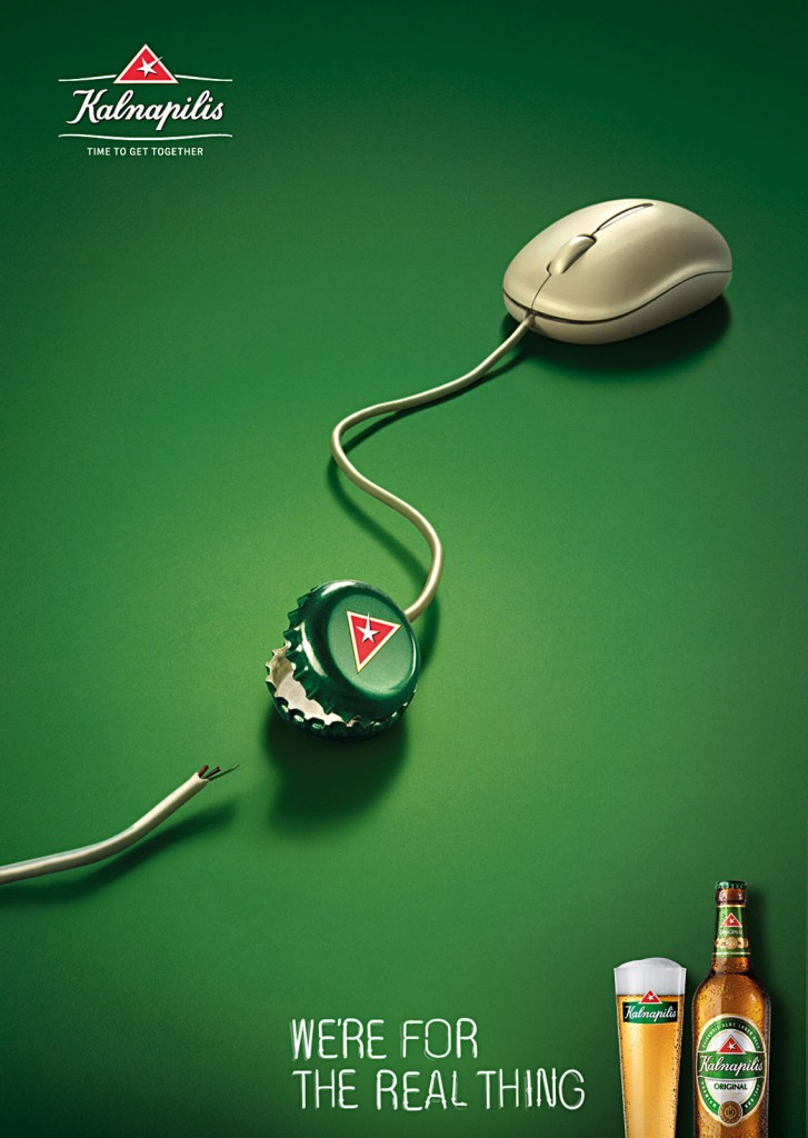 35 Clever Design Inspiration Of Print Advertising 9