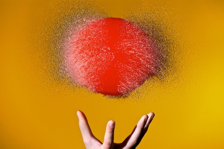 High Speed Photography By Edward Horsford 10