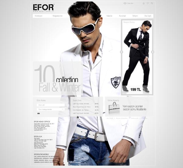25 Creative Ecommerce Web Design Inspiration 44