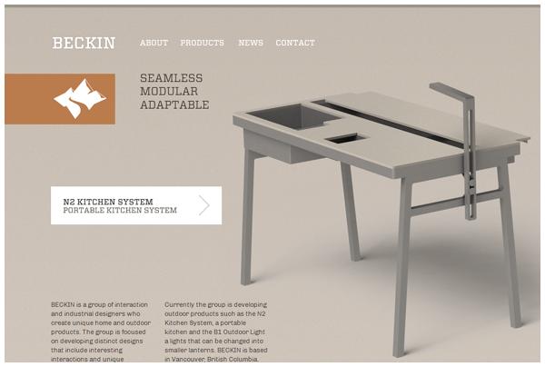 25 Amazing Examples Of Minimalism In Web Design 5