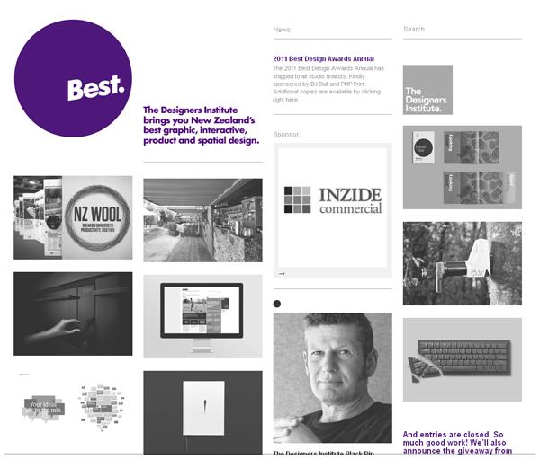 25 Amazing Examples Of Minimalism In Web Design 6