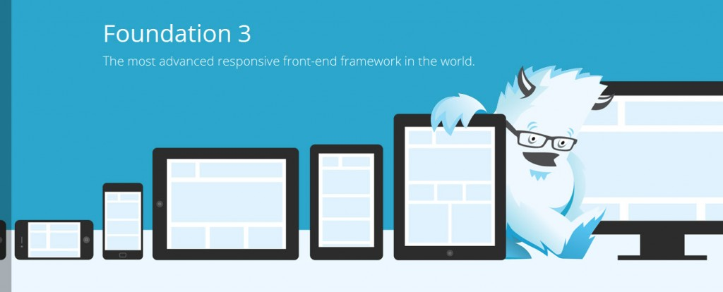 Foundation The Most Advanced Responsive Front end Framework 2