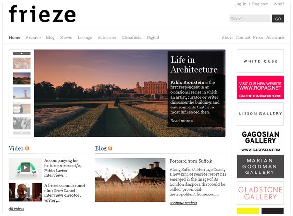 25 Amazing Examples Of Minimalism In Web Design 12