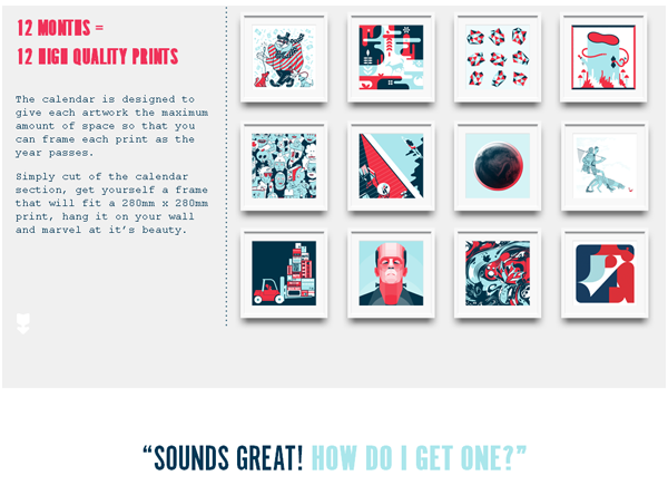 25 Amazing Examples Of Minimalism In Web Design 13