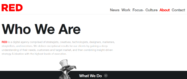 25 Amazing Examples Of Minimalism In Web Design 21
