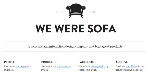 25 Amazing Examples Of Minimalism In Web Design 26