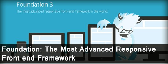 Foundation The Most Advanced Responsive Front end Framework 1