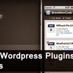 10 Must Have Wordpress Plugins for Amateur Web Designers 77
