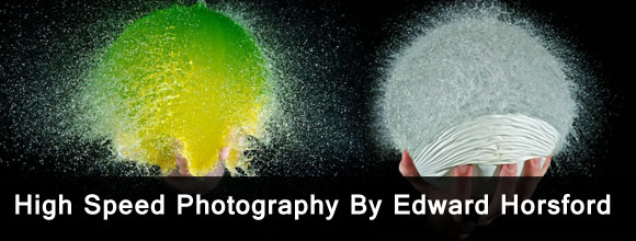 High Speed Photography By Edward Horsford 1