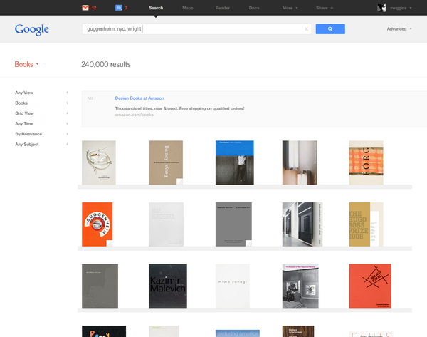 A Clean & Minimal Concept of Google Product Redesign 10