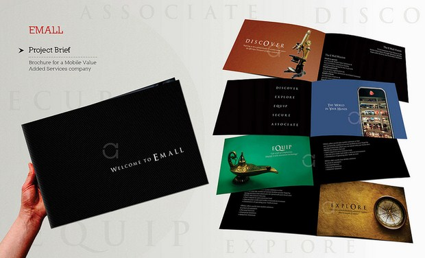 20 Awesome Brochure Designs Inspiration 47