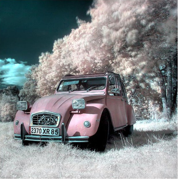 30 Beautiful Examples Of Infrared Photography 14