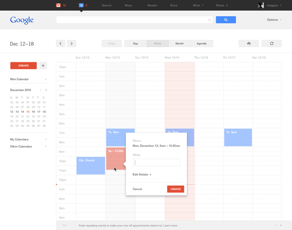 A Clean & Minimal Concept of Google Product Redesign 15