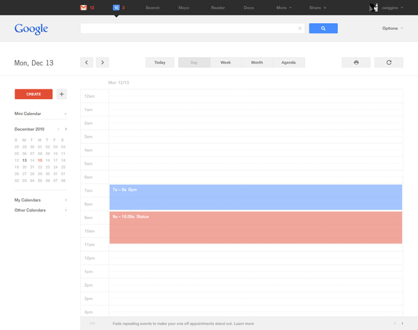 A Clean & Minimal Concept of Google Product Redesign 16
