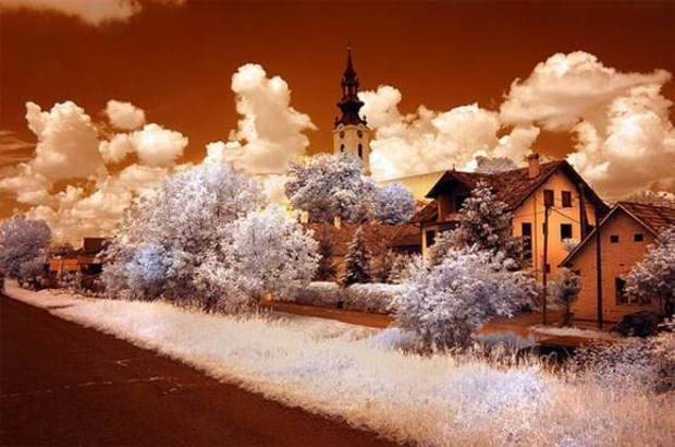 30 Beautiful Examples Of Infrared Photography 17