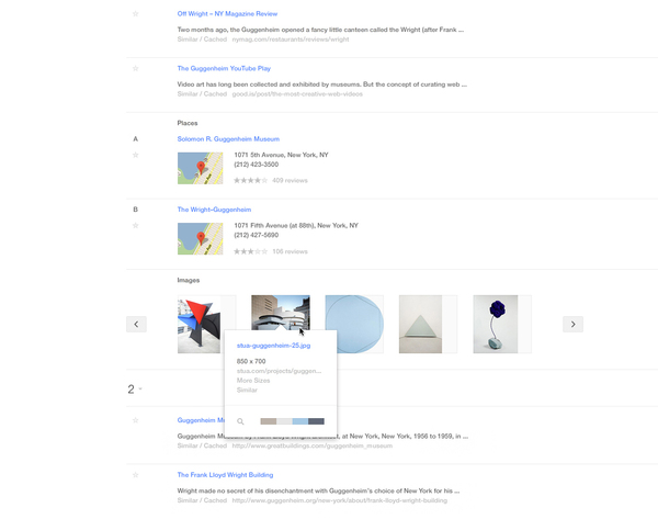 A Clean & Minimal Concept of Google Product Redesign 6