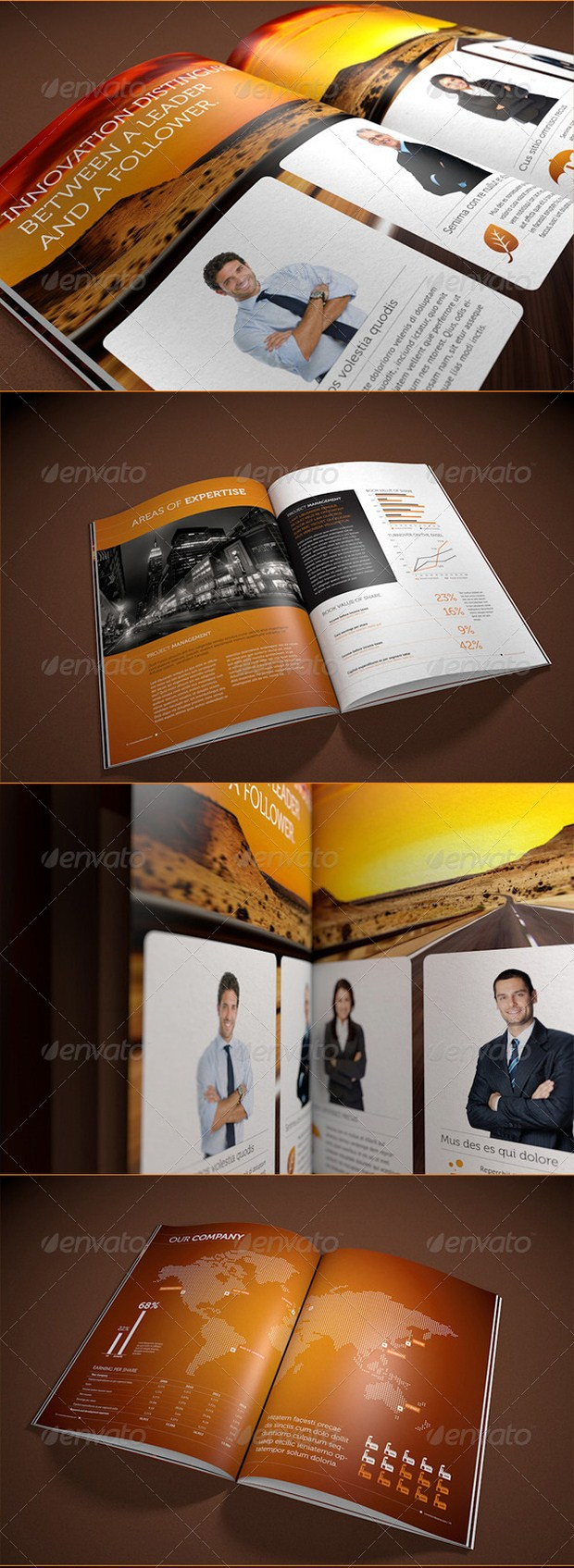 20 Awesome Brochure Designs Inspiration 41