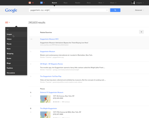 A Clean & Minimal Concept of Google Product Redesign 7