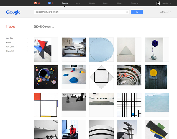 A Clean & Minimal Concept of Google Product Redesign 8