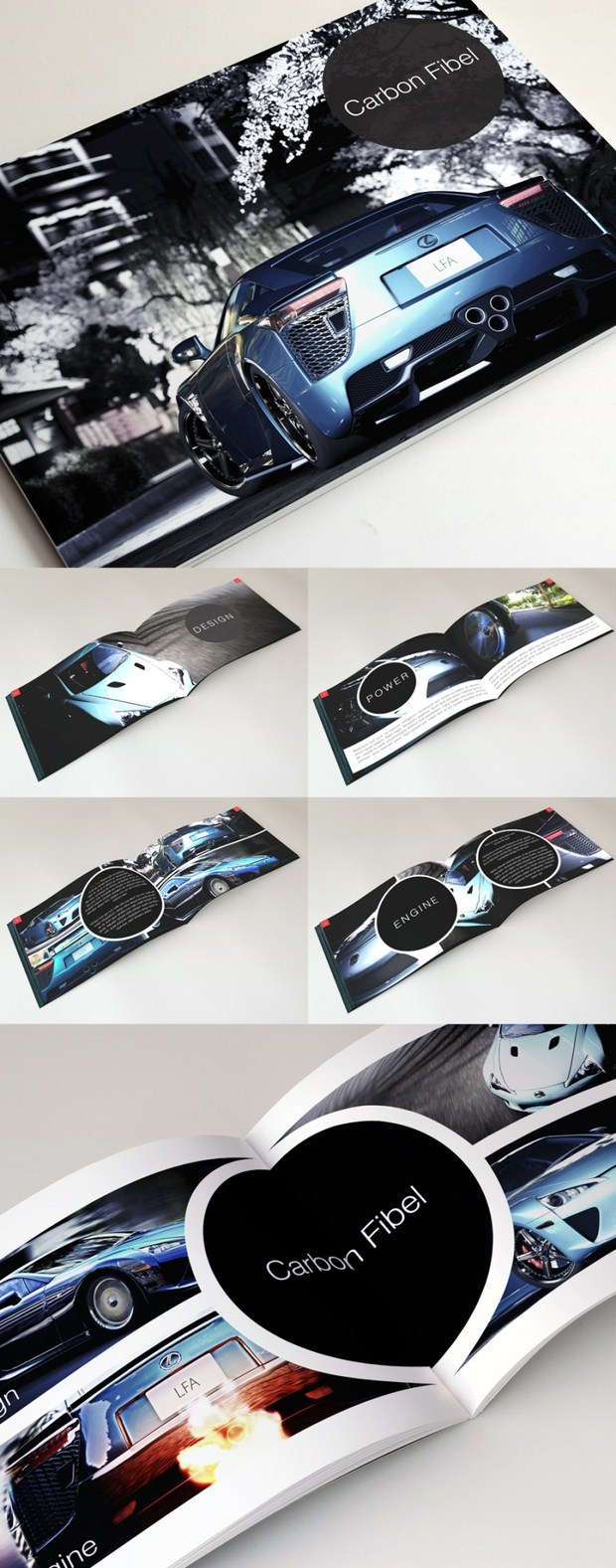 20 Awesome Brochure Designs Inspiration 43