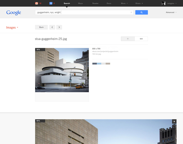 A Clean & Minimal Concept of Google Product Redesign 9