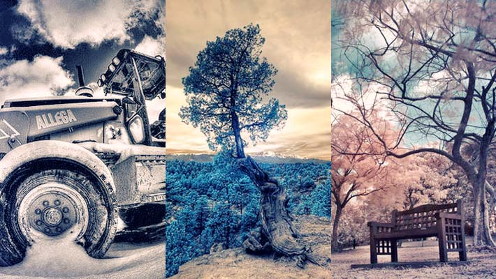 30 Beautiful Examples Of Infrared Photography 1