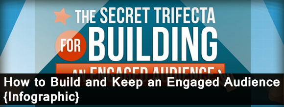 How to Build and Keep an Engaged Audience - Infographic 1