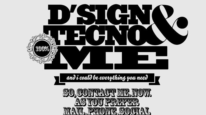 Showcase of Best Typography Web Design Inspiration 11