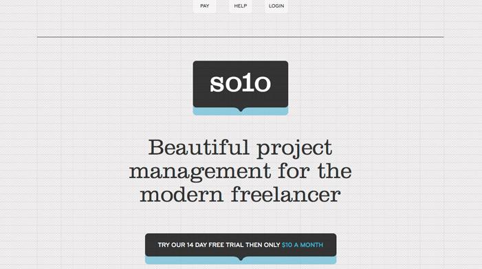Showcase of Best Typography Web Design Inspiration 14