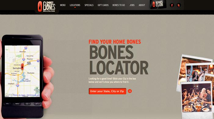 Showcase of Best Typography Web Design Inspiration 15