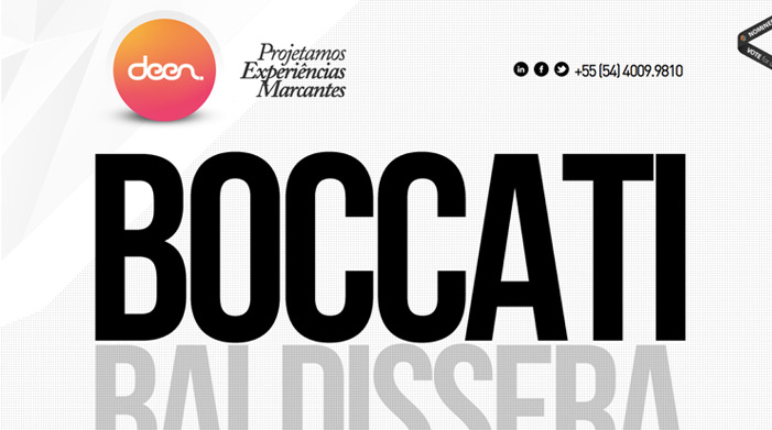 Showcase of Best Typography Web Design Inspiration 16