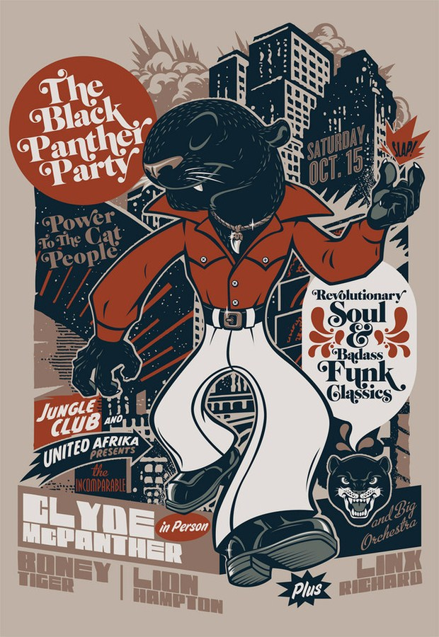 20 Awesome Poster Design For Your Inspiration 54