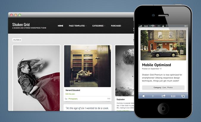 Create a Inspiration Of Website With Pinterest WordPress Themes  5