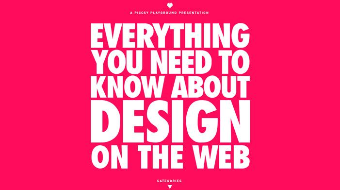 Showcase of Best Typography Web Design Inspiration 7
