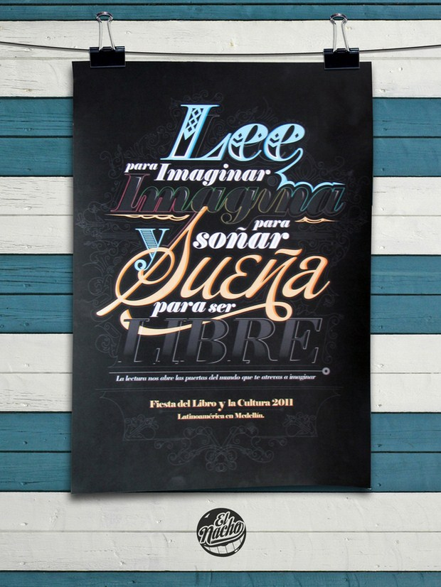 20 Awesome Poster Design For Your Inspiration 43