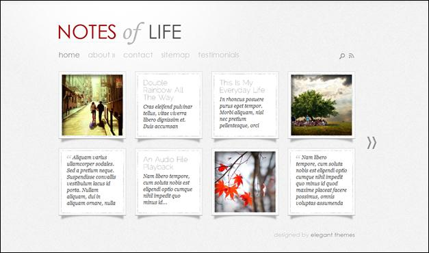 Create a Inspiration Of Website With Pinterest WordPress Themes  9