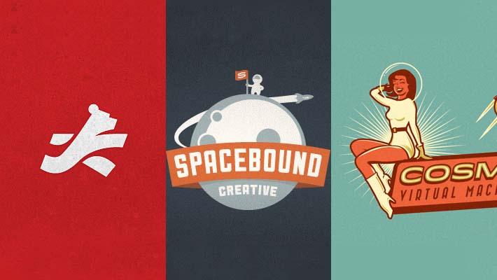 A Gallery of Creative, Fun Logos 1