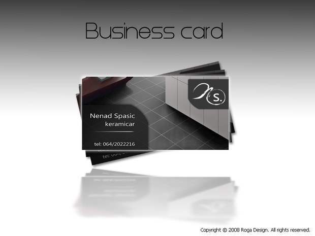 Beautiful Collection of Business Cards Design Inspiration 14