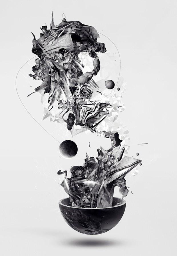Creative Digital Artwork Design Inspiration 54