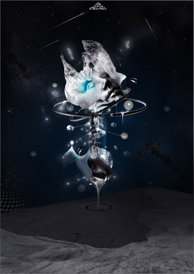 Creative Digital Artwork Design Inspiration 59