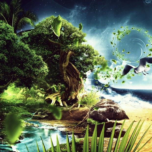 Creative Digital Artwork Design Inspiration 38